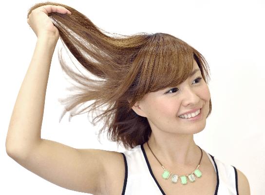 女性の育毛剤